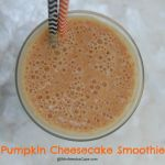 Pumpkin Cheesecake Smoothie