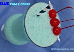 Blue Pina Colada 1
