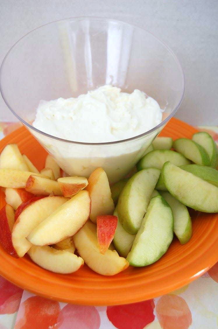 dip for fruit is sugar in fruit healthy