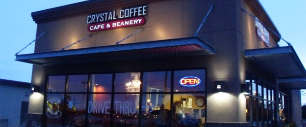 ystal Coffee Cafe & Beanery