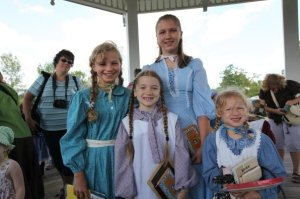 Heritage Hill, Laura Ingalls Wilder Days