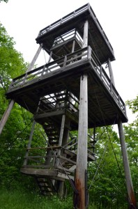 Lookout Tower will make you feel like the king or queen of the island.