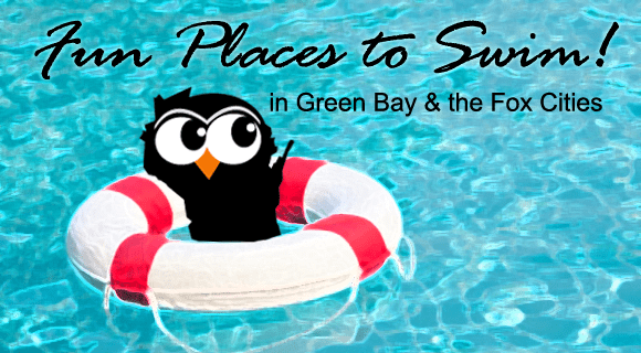 Fun Swimming Pools and Splash Pads Throughout Green Bay and the Fox Cities