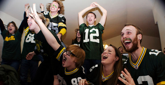 10 Types of Packers Fans