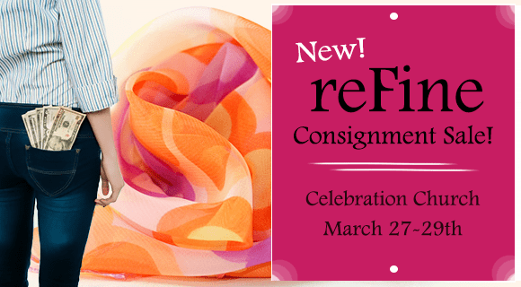 New to Green Bay! Refine Consignment Sale!
