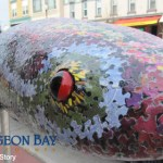 Up for Auction – Artists of All Kinds Create Street Art for Sturgeon Bay's Harvest Festival