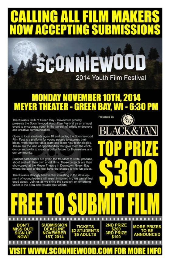 Sconniewood_2014 poster