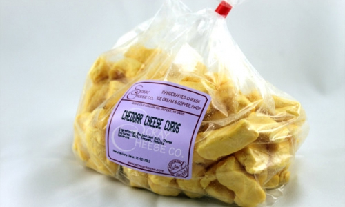 People love squeaky Wisconsin cheese curds. There are so many  X-Wisconsinites who crave them now that they've moved away.