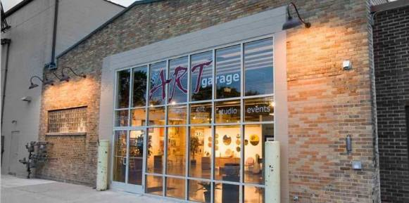 ARTGarage in Green Bay