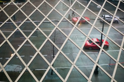 Kamilla Chaudhery | Seattle Central Library