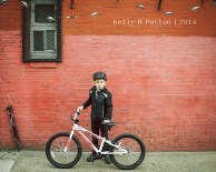 Kelly R Patton   New Bicycle