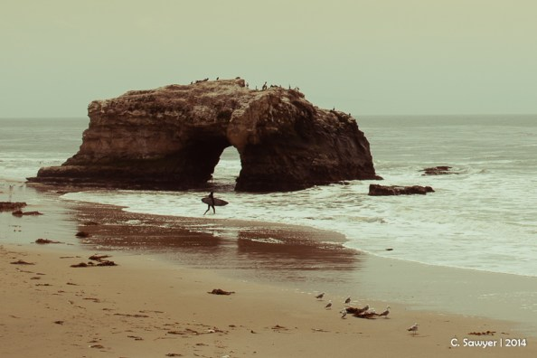 Cheryl Sawyer | Natural Bridges, California