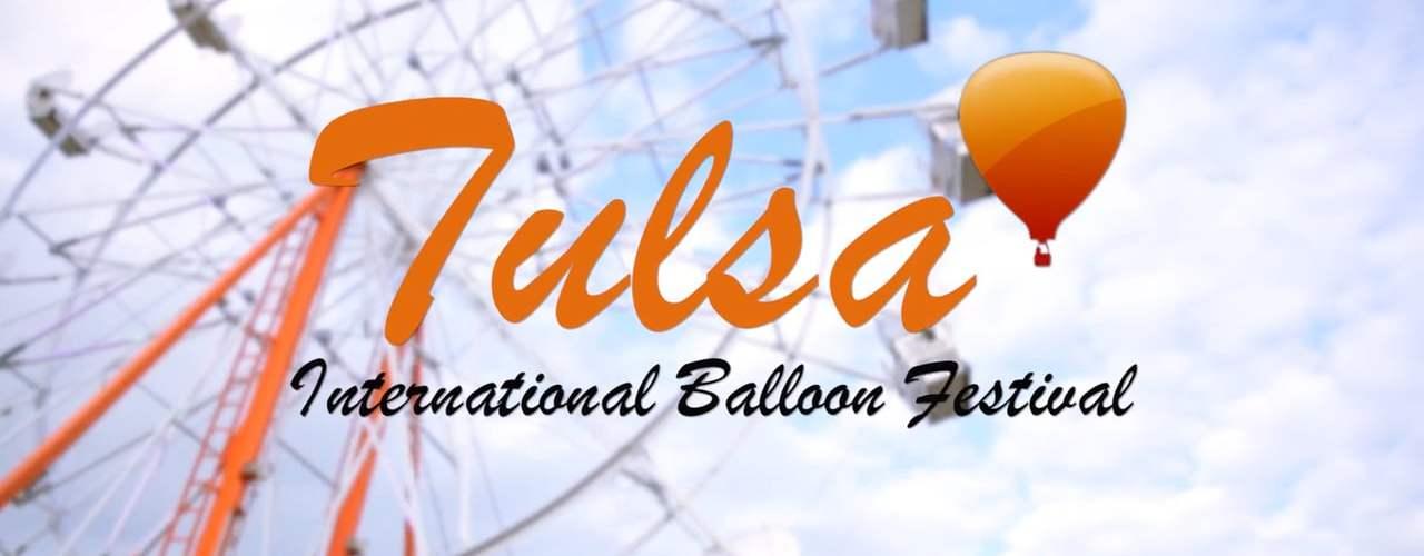 Tulsa International Balloon Festival 2016