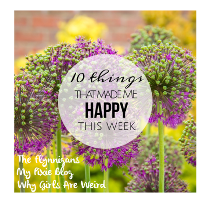 Happy Friday {Link Up}