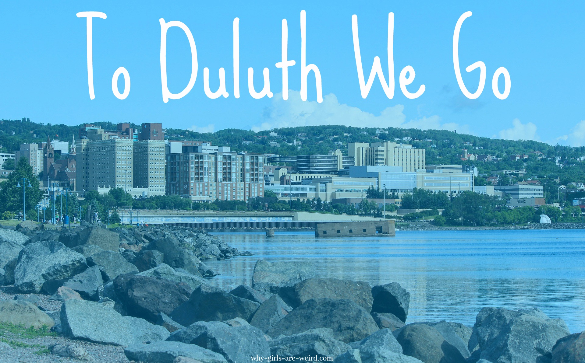 To Duluth We Go