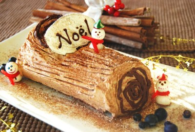 Day 8: Bûche de Noël | Why'd You Eat That?