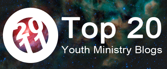 top 20 youth ministry blogs