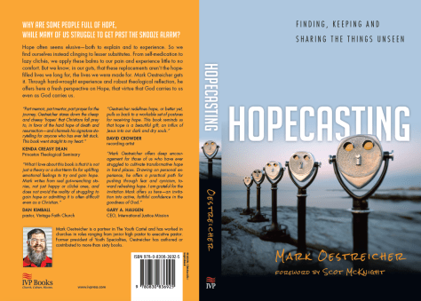 hopecasting full cover