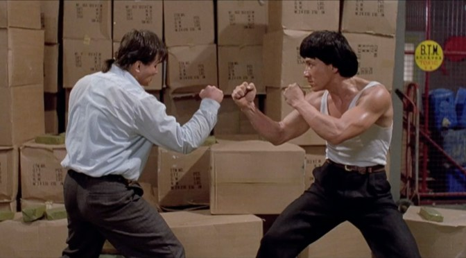 Why Jackie Chan is the master of action comedy
