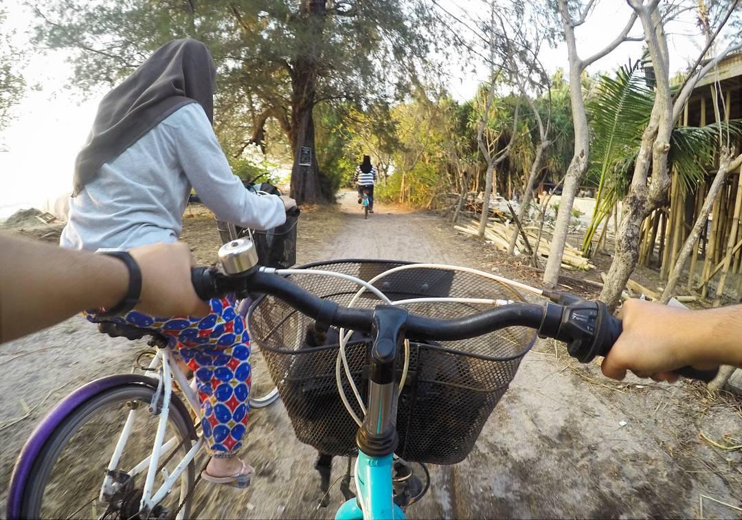 Selamat Hari Lahir @aisyahnaemah 🎂  p/s: next year nak naik basikal kat mana?