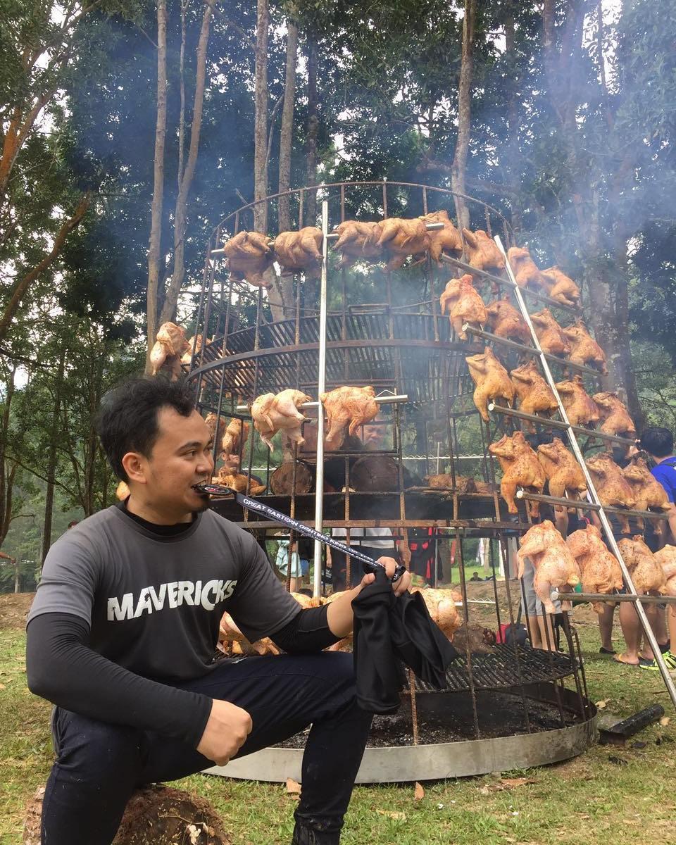 Ayam.  #ViperChallenge2016 #ViperChallenge #KingOfTheMountain