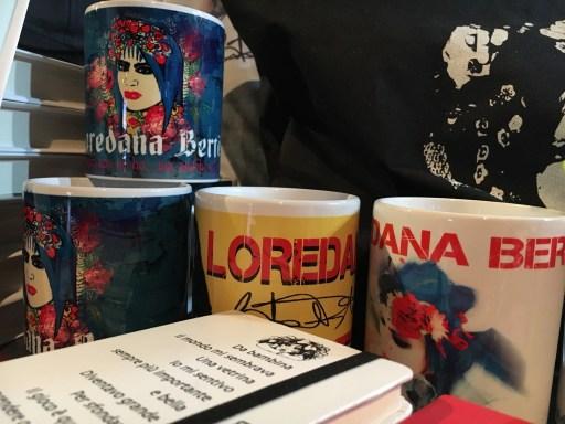 Merchandising Loredana Bertè