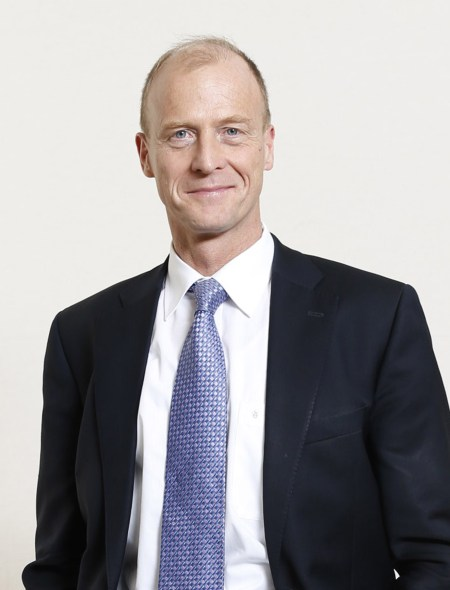 Tom Enders is CEO of Airbus Group