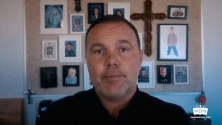 (PHOTO: HTTP://MARKDRISCOLL.ORG VIDEO SCREENCAP) Pastor Mark Driscoll in a video posted on November 14, 2016.
