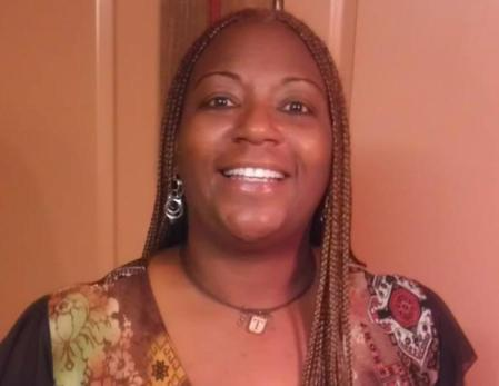 Theresa Hines died after being removed from an American Airlines flight.