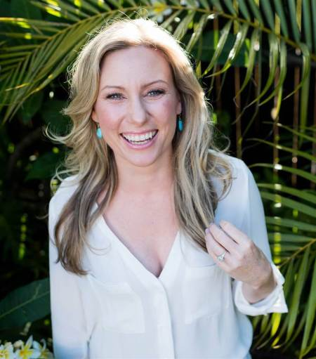 Justine Damond, an Australian woman who was shot dead by police in Minneapolis Saturday. Facebook