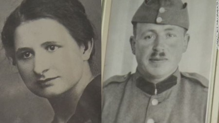 Francine and Marcelin Dumoulin went missing from their Swiss farm in 1942.