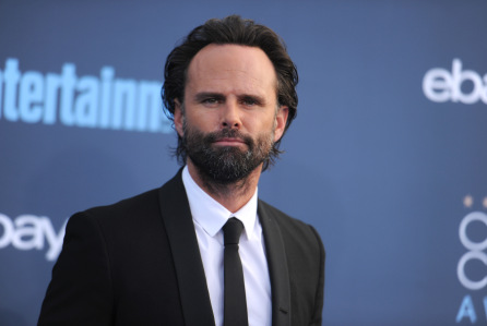 Mandatory Credit: Photo by Richard Shotwell/REX/Shutterstock (7554684pj) Walton Goggins 22nd Annual Critics' Choice Awards, Arrivals, Los Angeles, USA - 11 Dec 2016