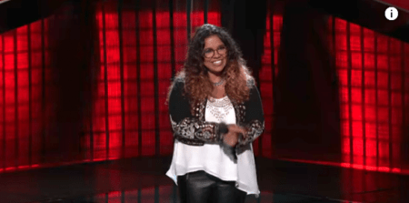 """(PHOTO: YOUTUBE) """"The Voice"""" 2017 to feature Christian youth leader Brooke Simpson, 2017."""