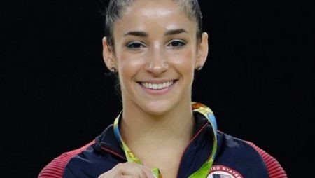 Olympic gymnast Aly Raisman says disgraced Dr. Larry Nassar sexually abused her. (AP)