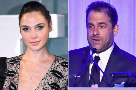 Gal Gadot and Brett Ratner Getty Images