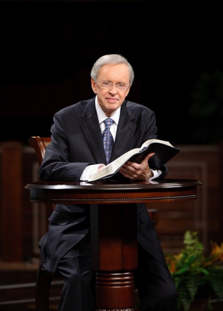 "Rev. Charles Stanley, pastor of First Baptist Church Atlanta and author of ""Surviving in an Angry World"". Handout photo. Not for resale."