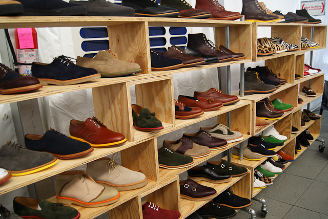 dsc05013 Mark McNairy footwear Spring/Summer 2012
