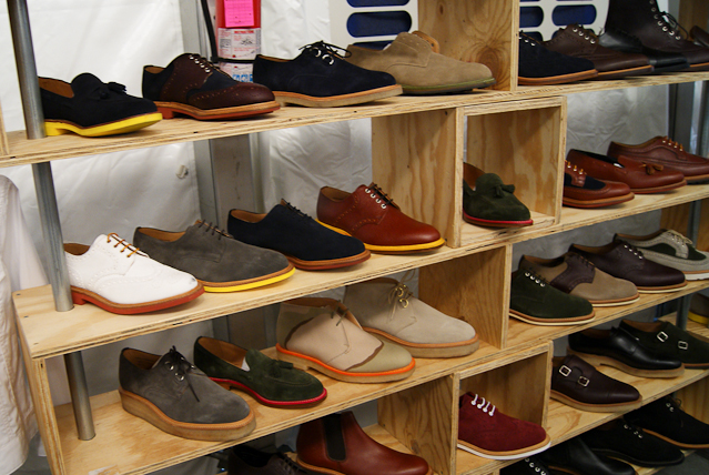 dsc05016 Mark McNairy footwear Spring/Summer 2012