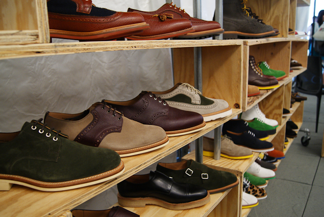 dsc05024 Mark McNairy footwear Spring/Summer 2012