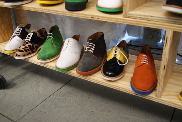 dsc05045 Mark McNairy footwear Spring/Summer 2012
