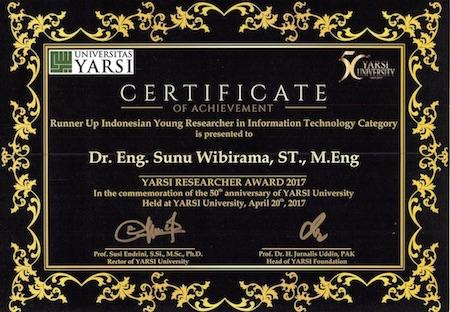 2017 Yarsi Researcher Award 2017_small