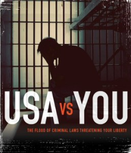 USA vs. You cover