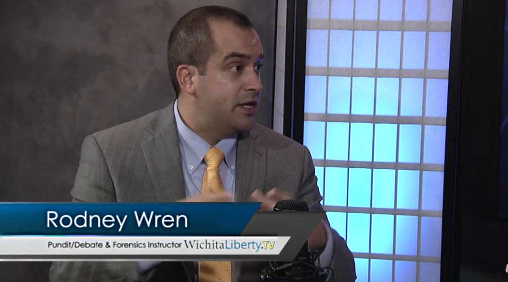WichitaLliberty.TV Rodney Wren 2015-08-23