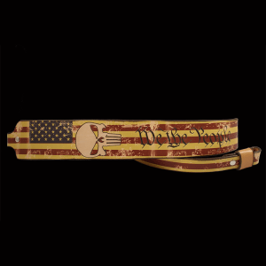 Distressed American Flag Rifle Sling