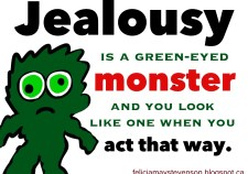 greeneyedmonster