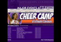 Clemson Major Events