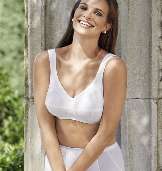 Anita Jana bra in white. Image from Anita.