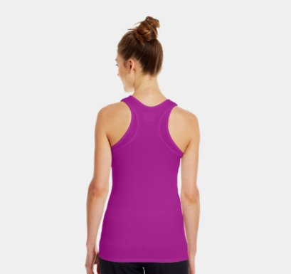 Women's Under Armour Victory Tank. Image from UnderArmour.com