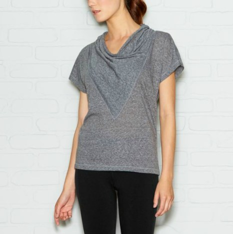 Blissed Out Top from Lucy.com.