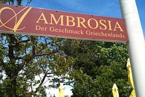 Griechisches Restaurant Ambrosia